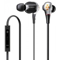 image for Sony XBA4IP 4-Drivers Balanced Armature Headset for Apple (Discontinued by Manufacturer)