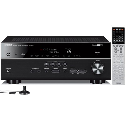 image for Yamaha RX-V675 7.2 Channel Network AV Receiver with Airplay