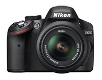 image for Nikon D3200 Digital SLR Camera w/18-55mm Lens