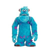 image for Spinmaster Monsters University Scare off Sulley Interactive Plush