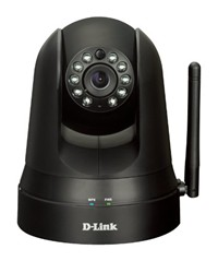 image for D-Link Wireless Pan and Tilt Day/Night Network Surveillance Camera with mydlink-Enabled (DCS-5010L) [$30 coupon]