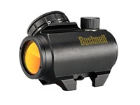image for Bushnell Trophy Red Dot TRS-25 3 MOA Red Dot Reticle Riflescope, 1x25mm (Matte)