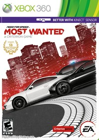 image for Need for Speed: Most Wanted (Xbox 360)