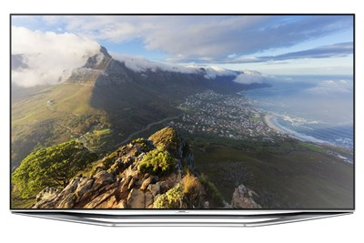 image for Samsung UN55H7150 55-Inch 1080p 240Hz 3D Smart LED TV