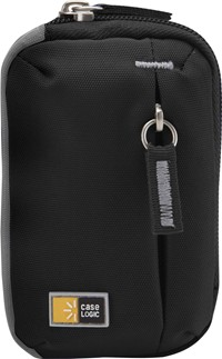 image for Case Logic TBC-302 FFP Compact Camera Case (Black)