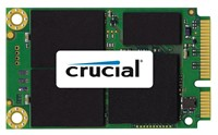 image for Crucial M500 480GB mSATA Internal Solid State Drive CT480M500SSD3