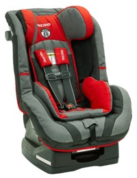 image for RECARO ProRIDE Convertible Car Seat, Blaze