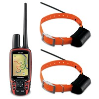 image for GARMIN ASTRO 320 DOG TRACKING BUNDLE/COMBO W/ 2 DC40 DC-40 COLLAR 010-00976-00