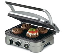 image for Cuisinart GR-4N 5-in-1 Griddler