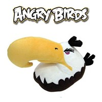 image for Angry Birds Plush Mighty Eagle - No Sound (Limited Edition)