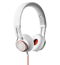 image for Jabra REVO Corded Stereo Headphones - Retail Packaging - White