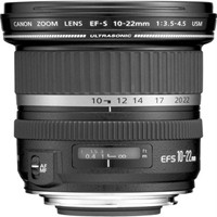 image for Canon EF-S 10-22mm f/3.5-4.5 USM SLR Lens for EOS Digital SLRs