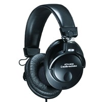 image for Audio-Technica ATH-M30 Professional Studio Monitor Closed-back Dynamic Stereo Headphones
