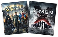 image for X-Men: Days of Future Past and Wolverine Collection [Blu-ray]
