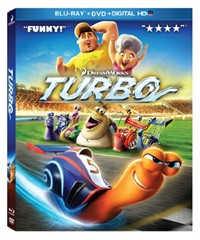 image for Turbo (Blu-ray / DVD Combo Pack)