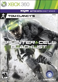 image for Tom Clancy's Splinter Cell Blacklist - Xbox 360