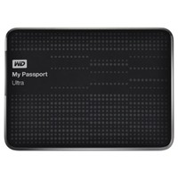 image for WD My Passport Ultra 1TB Portable External Hard Drive USB 3.0 with Auto and Cloud Backup - Black (WDBZFP0010BBK-NESN)