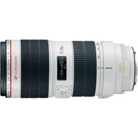 image for Canon EF 70-200mm f/2.8L IS II USM Telephoto Zoom Lens for Canon SLR Cameras ($300 Mail in Rebate)