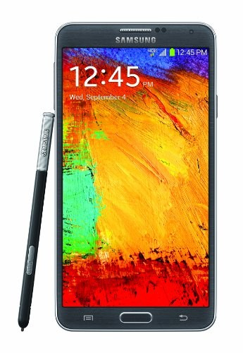 image for Samsung Galaxy Note 3, Black (Verizon Wireless) [New Customer ONLY]