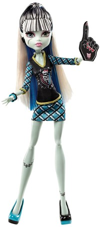 image for Monster High Ghoul Spirit Frankie Stein Doll