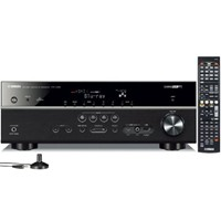 image for Yamaha HTR-4065 Factory Refurbished 5.1-Channel Network AV Receiver with Airplay