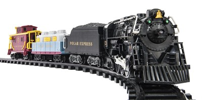 image for Lionel Trains Polar Express G-Gauge Freight Train Set
