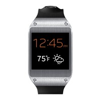 image for Samsung Galaxy Gear Smartwatch- Retail Packaging - Jet Black