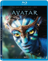 image for Avatar (Blu-ray 3D + Blu-ray/ DVD Combo Pack)