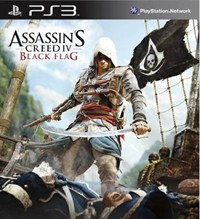image for Assassin's Creed IV Black Flag - PS3 [Digital Code]