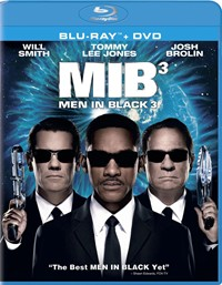 image for Men in Black 3 (Two Disc Combo: Blu-ray / DVD + UltraViolet Digital Copy)