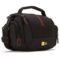image for Case Logic DCB-305 Compact System/Hybrid/Camcorder Kit Bag (Black)