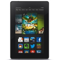 "image for Kindle Fire HD 7"", HD Display, Wi-Fi, 16 GB - Includes Special Offers"
