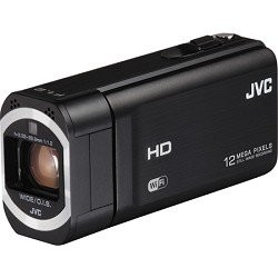 "image for JVC GZ-VX815B Full HD Everio Camcorder, 1920x1080 Resolution, 10x Optical Zoom, 200x Digital Zoom, 12.8MP 1/2.3"" CMOS Sensor, 3"" Touch LCD Display"