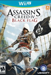 image for Assassin's Creed IV Black Flag - Nintendo Wii U