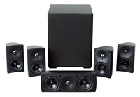 image for Martin Logan - MLT-1 - 5.1 Speaker System - Black