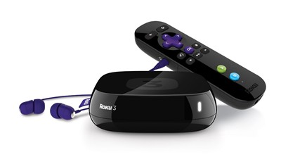 image for Roku 3 Streaming Media Player