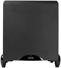 image for Klipsch Sub-12HG Synergy Series 12-Inch 300-Watt Subwoofer with High Gloss Trim (Black)