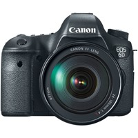 image for Canon EOS 6D 20.2 MP CMOS Digital SLR Camera with 3.0-Inch LCD and EF24-105mm IS Lens Kit