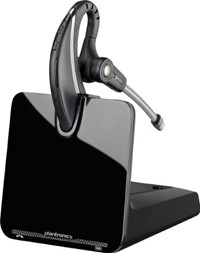 image for Plantronics CS530 Wireless Headset System - Black