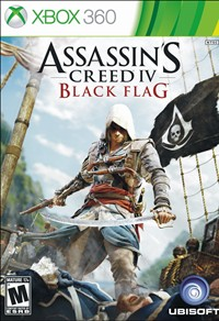image for Assassin's Creed IV Black Flag - Xbox 360