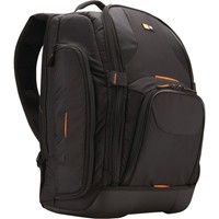 image for Case Logic SLRC-206 SLR Camera and 15.4-Inch Laptop Backpack (Black)