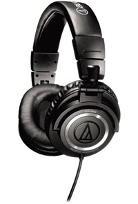 image for Audio-Technica ATH-M50S Professional Studio Monitor Headphones