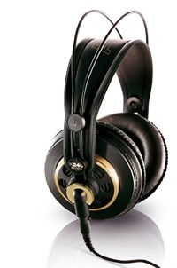 image for AKG K 240 Semi-Open Studio Headphones
