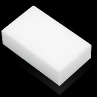 image for 50Pcs/lot ERASER CLEANER MAGIC MELAMINE SPONGE CLEANING 10x6x2CM
